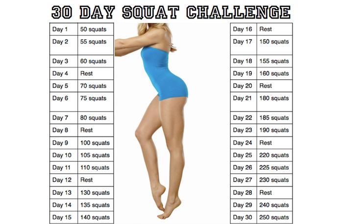программа похудения на 3 недели